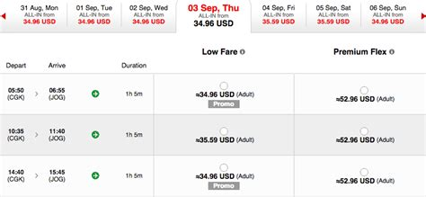 citilink indonesia baggage allowance affordable domestic flights from jakarta to yogyakarta