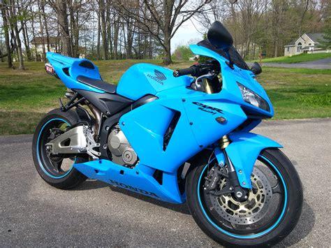 2006 honda cbr600rr price 2005 2006 honda cbr600rr blue fairing kit ifairings