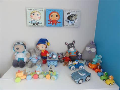 chambre bebe garcon bleu gris chambre b 233 b 233 gar 231 on bleu gris photo 3 6 3516056