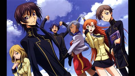 colors flow code geass opening theme 1 quot colors quot by flow