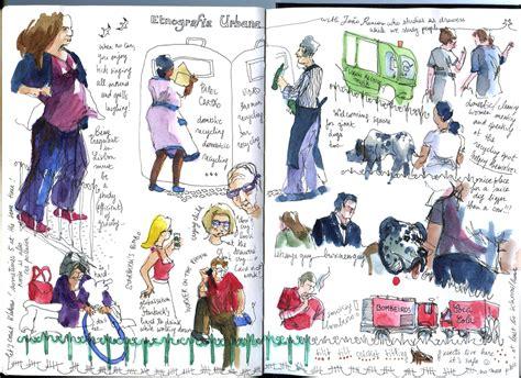 libro sketching people an urban emily nudd mitchell artista urban sketchers symposium mis dibujos en el libro