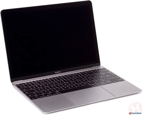 Macbook Space Grey apple macbook 12 quot retina space grey mjy32n a photos