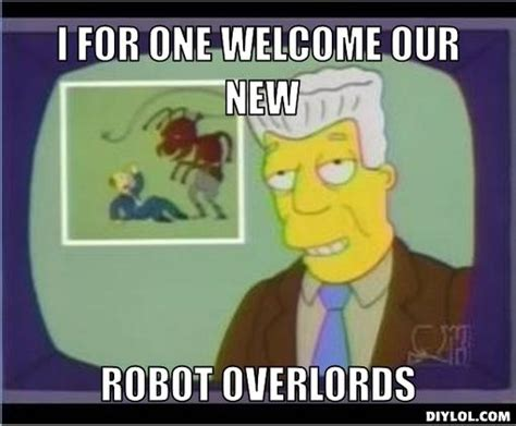 I Robot Meme - jetsons robot