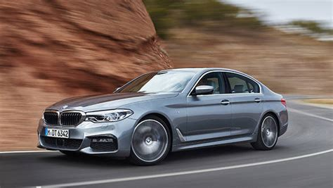 preview india bound 2017 bmw 5 series revealed overdrive