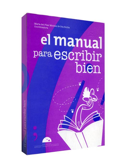 libro escribir writing manual manual para escribir bien
