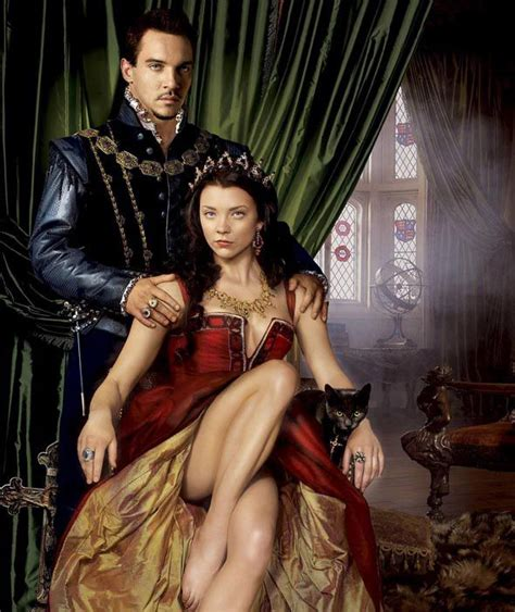 natalie dormer and jonathan rhys meyers the tudors natalie dormer and jonathan rhys meyers