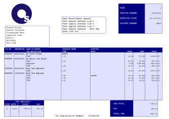 sle invoice of recruitment agency back office recruitment software recruitment payroll and