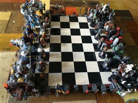 Lego Chess 852293 852293 era castle chess set catawiki