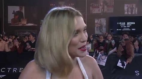 lea seydoux youtube interview spectre china premiere interview lea seydoux youtube