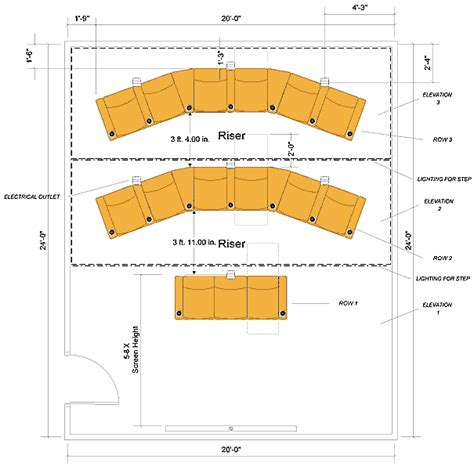 Home Theater Seating Design Tool by Home Theatre Seating Diagrams Parts Auto Parts Catalog