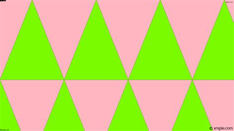 Tempat Tisu Triangle Green Pink wallpaper green triangle pink ffb6c1 7cfc00 330 176 526px 1315px