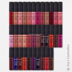 matte colors 6 nyx soft matte lip smlc quot your 6 color quot