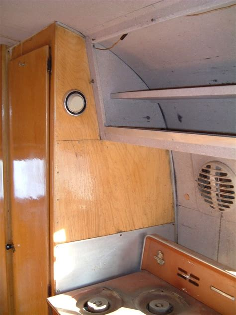Airstream Cabinets by Interior Cabinets Vintage Airstream