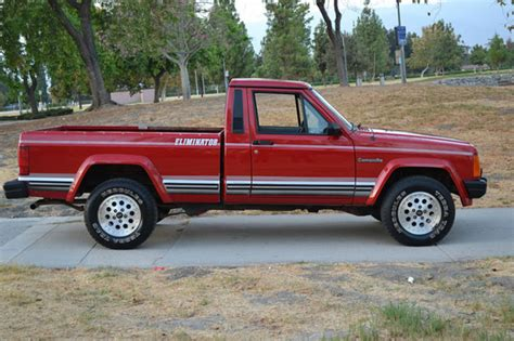 Topworldauto Gt Gt Photos Of Jeep Comanche Pickup Photo