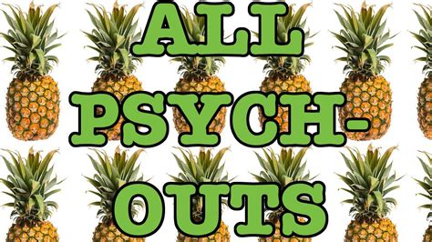 All Psych Outs Bloopers Season 1 8 Youtube | maxresdefault jpg