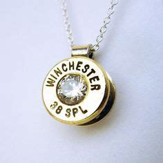 Garden And Gun Jewelry Winchester 38 Special Necklace I By