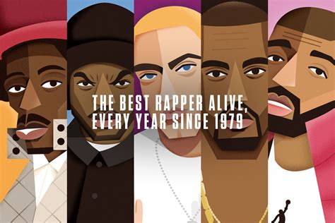 best rapper alive the best rapper alive every year since 1979 complex
