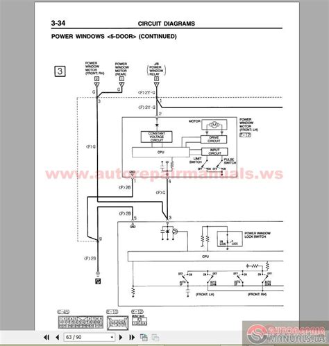 mitsubishi pajero pinin workshop manuals 1999 2002 auto repair manual forum heavy equipment