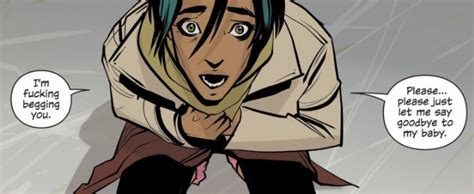 And Being Loved And Being Chased Real Comic reminder saga is one of the best comic books in the