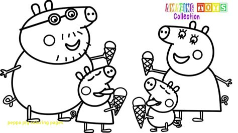 peppa pig thanksgiving coloring pages peppa coloring pages coloring pages ideas reviews
