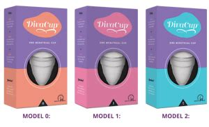 diva cup soft silicone menstrual cup period reusable leak