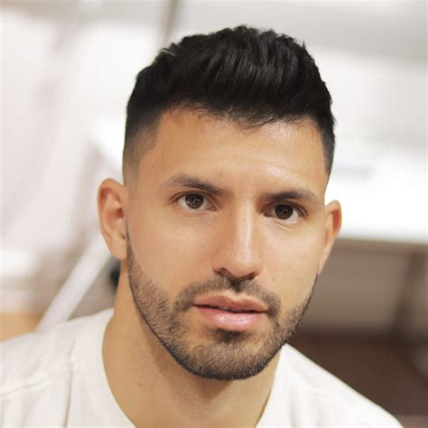 aguero best soccer player haircuts best soccer hairstyles photos styles ideas 2018 sperr us