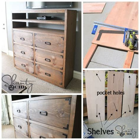 Kreg Jig Dresser by 17 Best Images About Wood Working On
