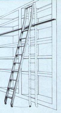 scale scorrevoli per librerie oltre 25 fantastiche idee su scala da giardino su