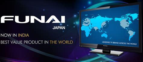 lcd tv electronics blu ray player funai india