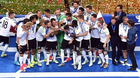 Kaos National Team Germany 02 germany win another title amidst more var controversy fifa confederations cup 2017 football