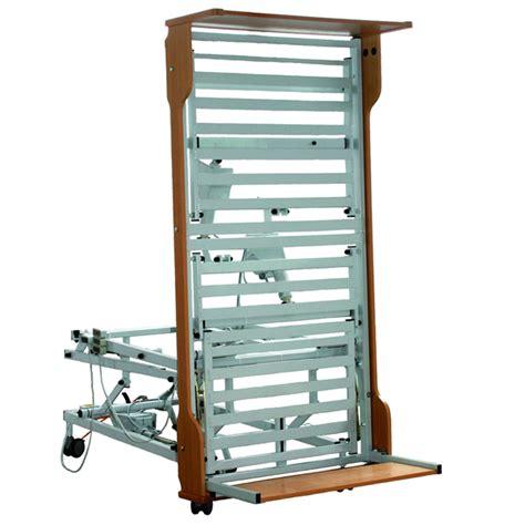 lit verticalisateur handicat