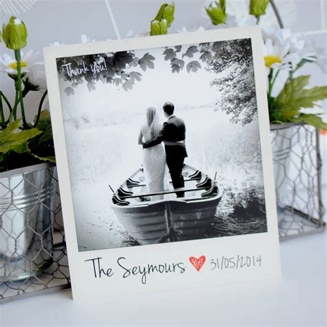 Wedding Save The Date by Instant Photo Wedding Save The Date Cards By Wedfest