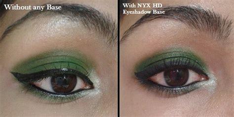 Nyx Hd Eyeshadow Base nyx hd high definition eye shadow base esb 04 review