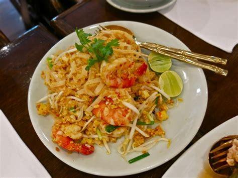 recipe for authentic prawn phad thai realfoodtraveler com