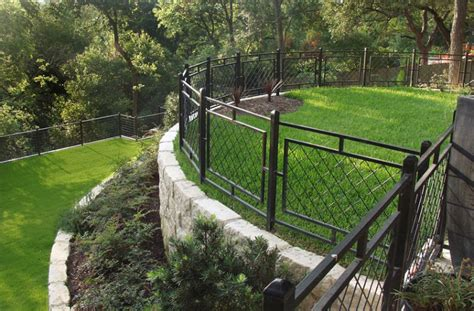 fence ideas  designs   front  backyard