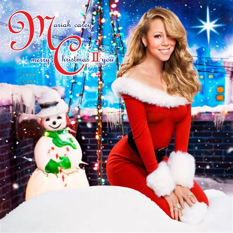 lambzrus mariah carey re releases quot merry christmas ii you quot