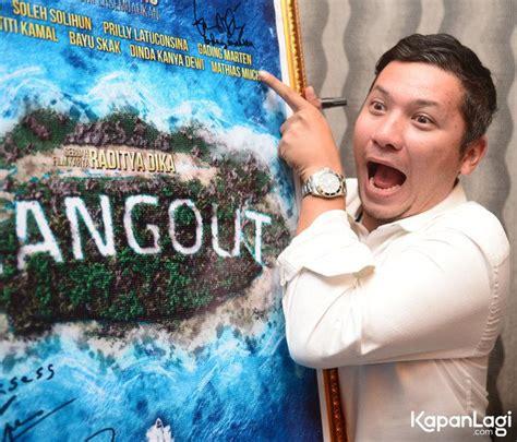 judul film raditya dika apa saja para public figure yang diboyong raditya dika ke pulau