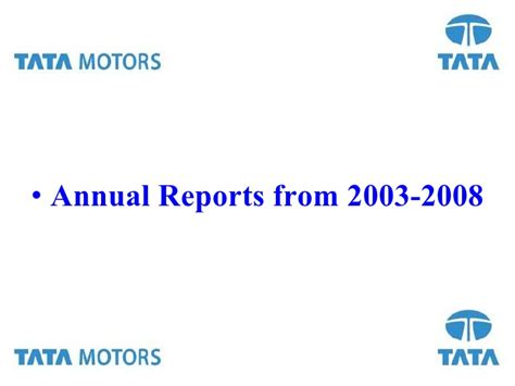 Capital Structure Of Tata Motors Mba tata motors capital structure