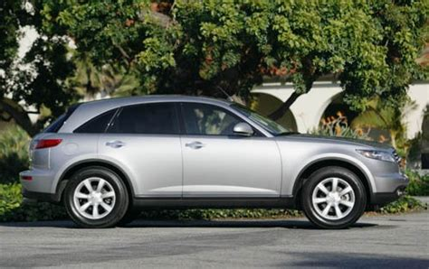 automotive service manuals 2003 infiniti fx lane departure warning used 2005 infiniti fx35 suv pricing for sale edmunds