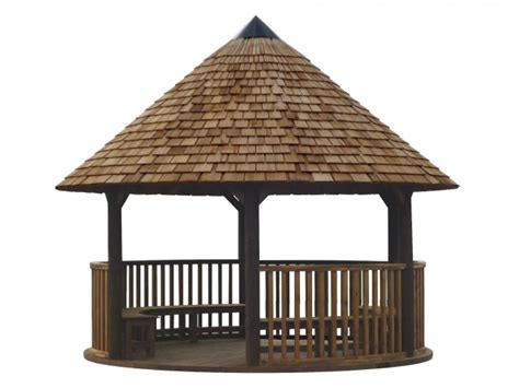 circular gazebo thatched gazebos premium gazebos outdoor furniture