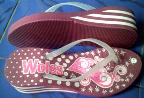 Sandal Wanita Sandal Wanita Murah Sandal Terbaru Ak 023 sandal jepit wanita hak harga grosir murah grosir sandal