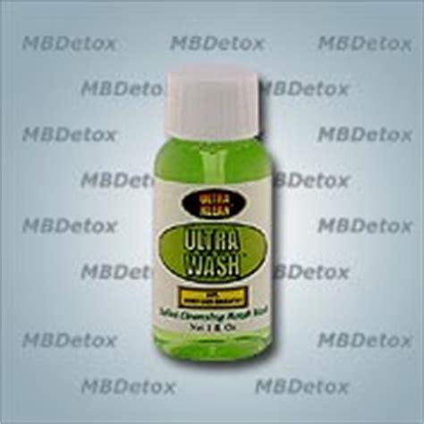 Ultra Wash Detox Mouthwash by Ultra Wash Toxin Cleansing Mouthwash Mbdetox