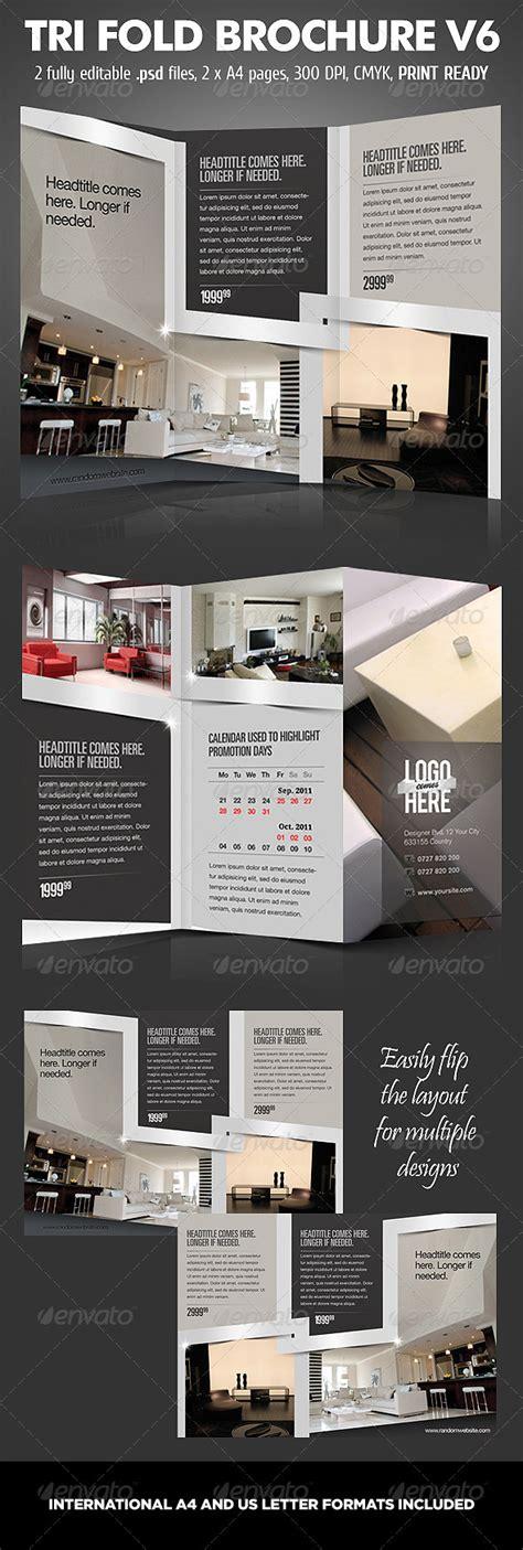 brochure layout inside trifold brochure v6 brochures and tri fold brochure design