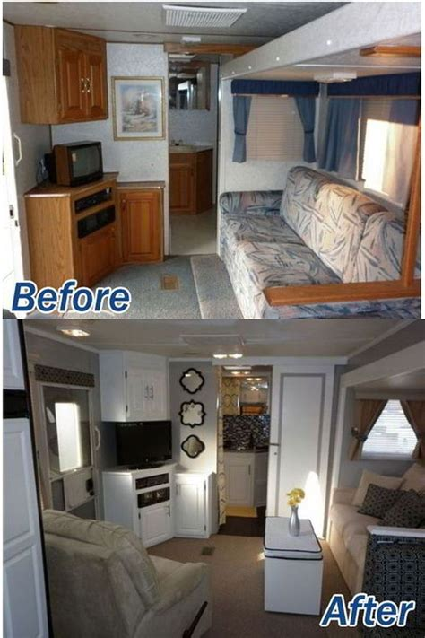 Rv Bathroom Remodeling Ideas by Best 25 Rv Interior Remodeling Ideas On Rv