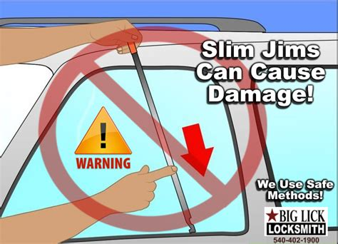 using slim jim warning using slim jim to unlock cars roanoke va car