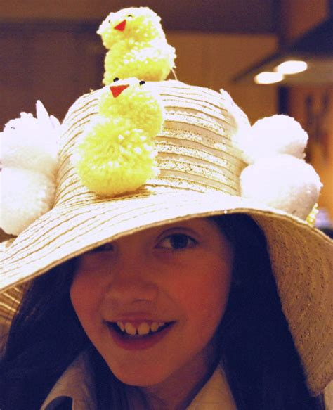 How To Make A Paper Easter Bonnet - easter bonnets for boys and