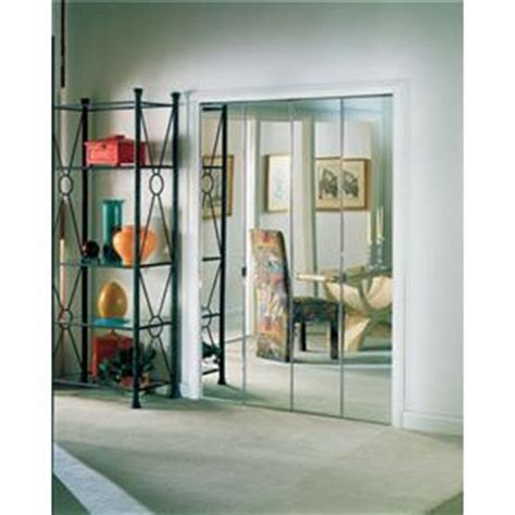 slimfold closet doors slimfold bifold and overlay mirrored doors dunbarton corporation