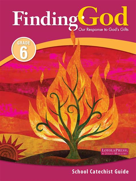 god is finding god in places books issuu finding god grade 6 school s edition by