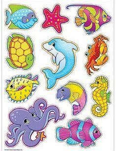 imagenes de utiles escolares para recortar 1000 images about cuadros tripticos on pinterest fish
