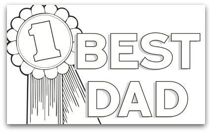 20 free father s day coloring pages one crazy mom